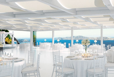 Le Ciel Santorini – Wedding Venue